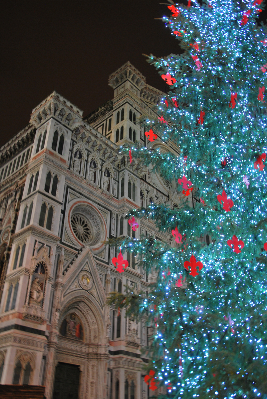 Christmas in Florence ...