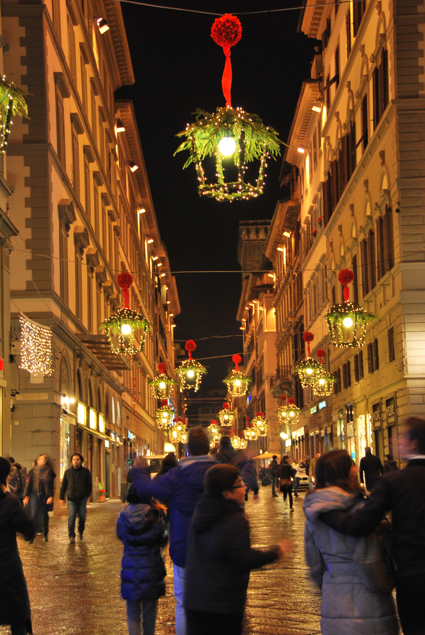 Italian Florence: Christmas In Florence