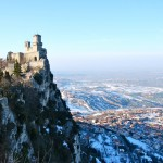 3rd smallest country in the world – San Marino