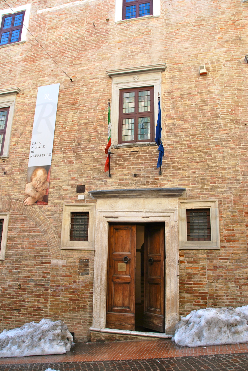 The Birthplace Of Raphael Urbino Italy Follow The