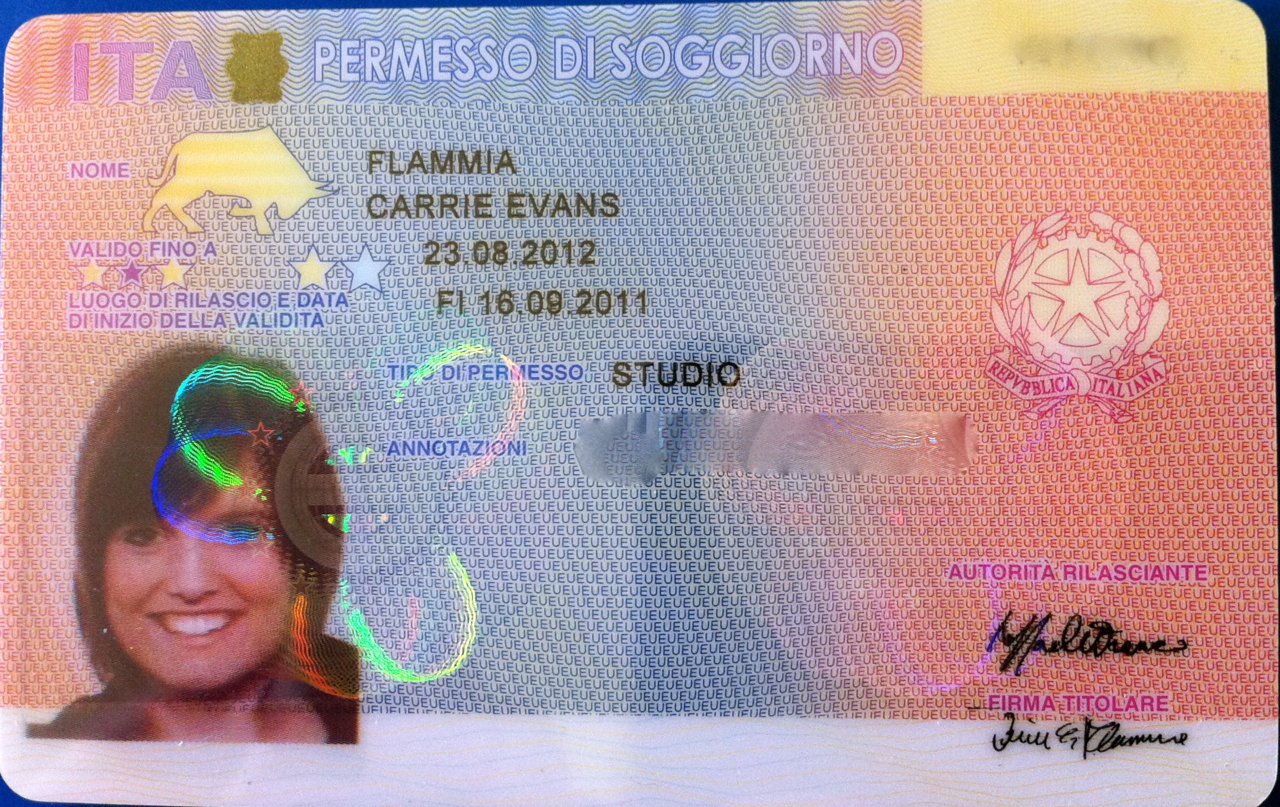 My journey in obtaining the elusive Permesso di Soggiorno - Follow ...