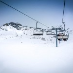 Skiing Cervinia and Courmayeur