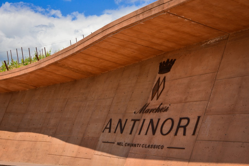 Chianti And The Marchesi Antinori Cantina