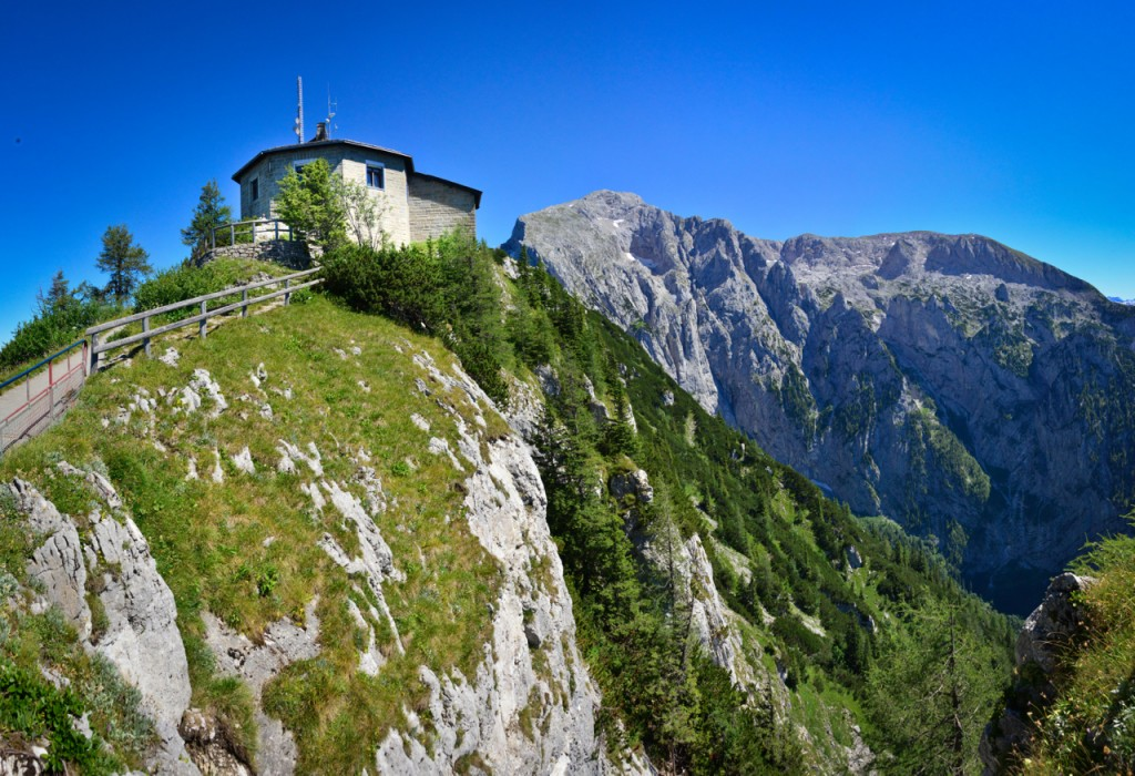 Eagle's Nest - Berchtesgaden, Germany - Follow the Flammias