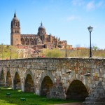 Roman bridge, Salamanca