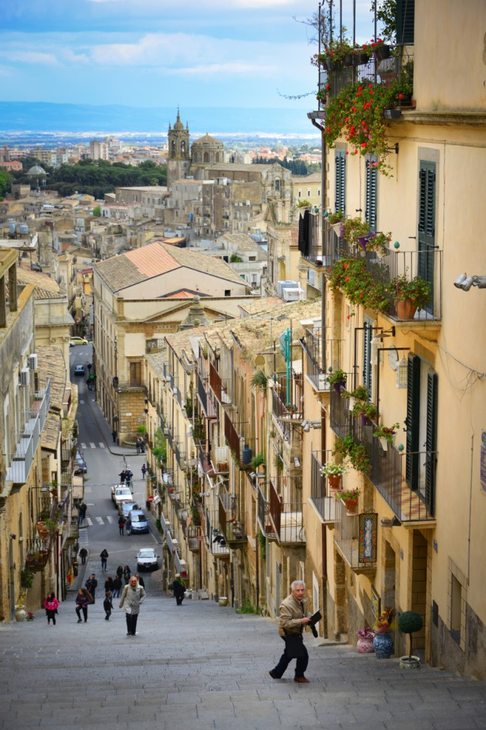 Caltagirone stairs