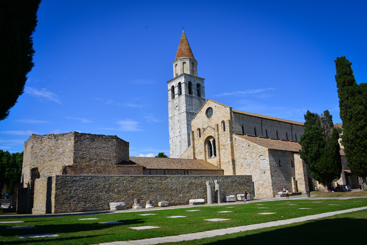 Aquileia cathedral