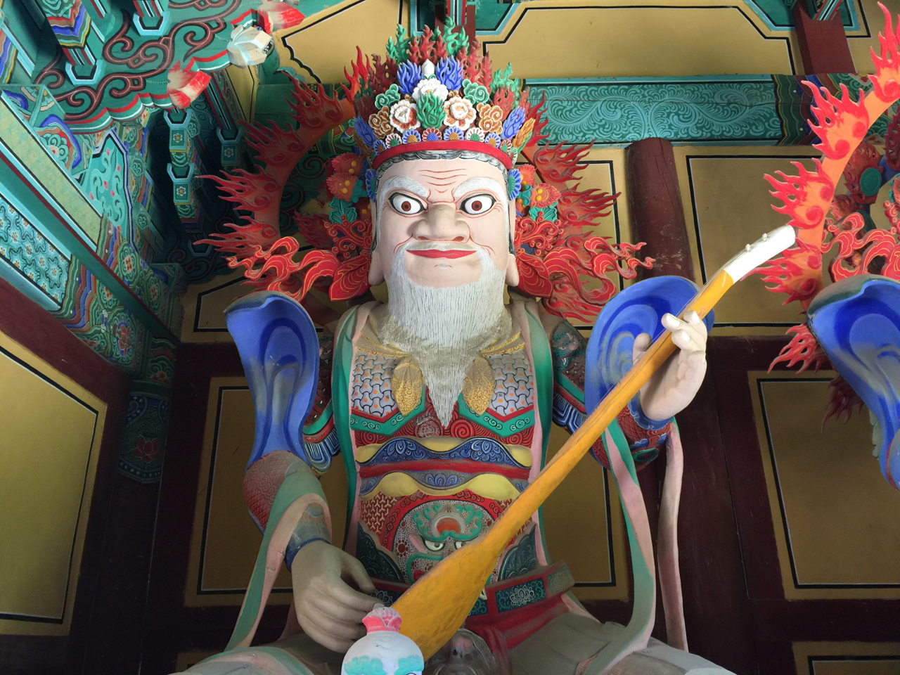 Sacheonwangsang god