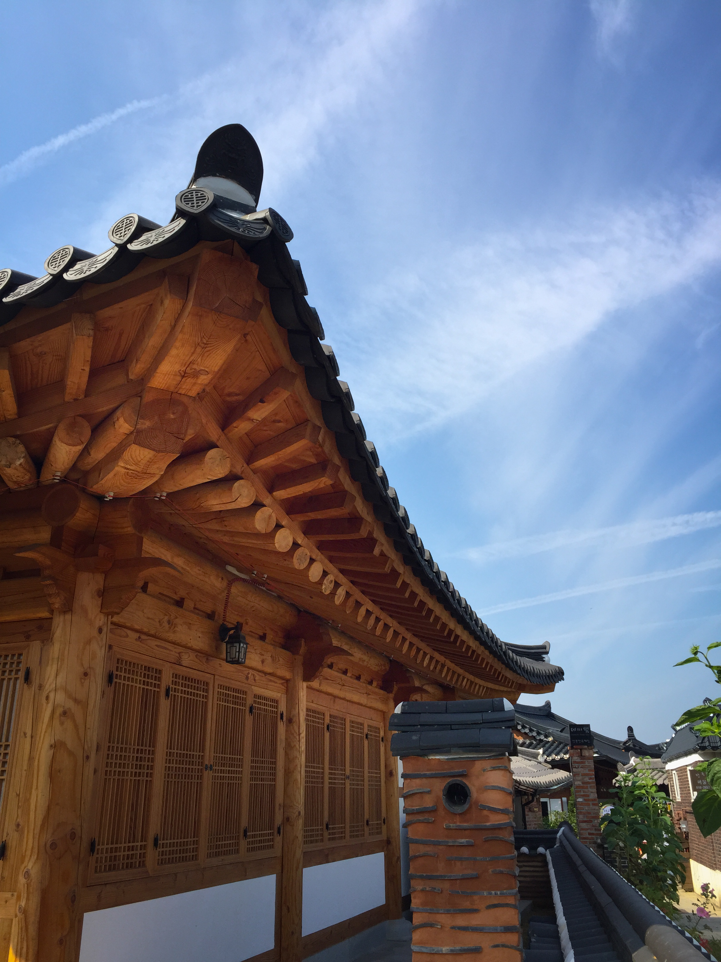 Jeonju Hanok Village Follow The Flammias