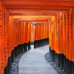 The Land of the Rising Sun – Kyoto Part One