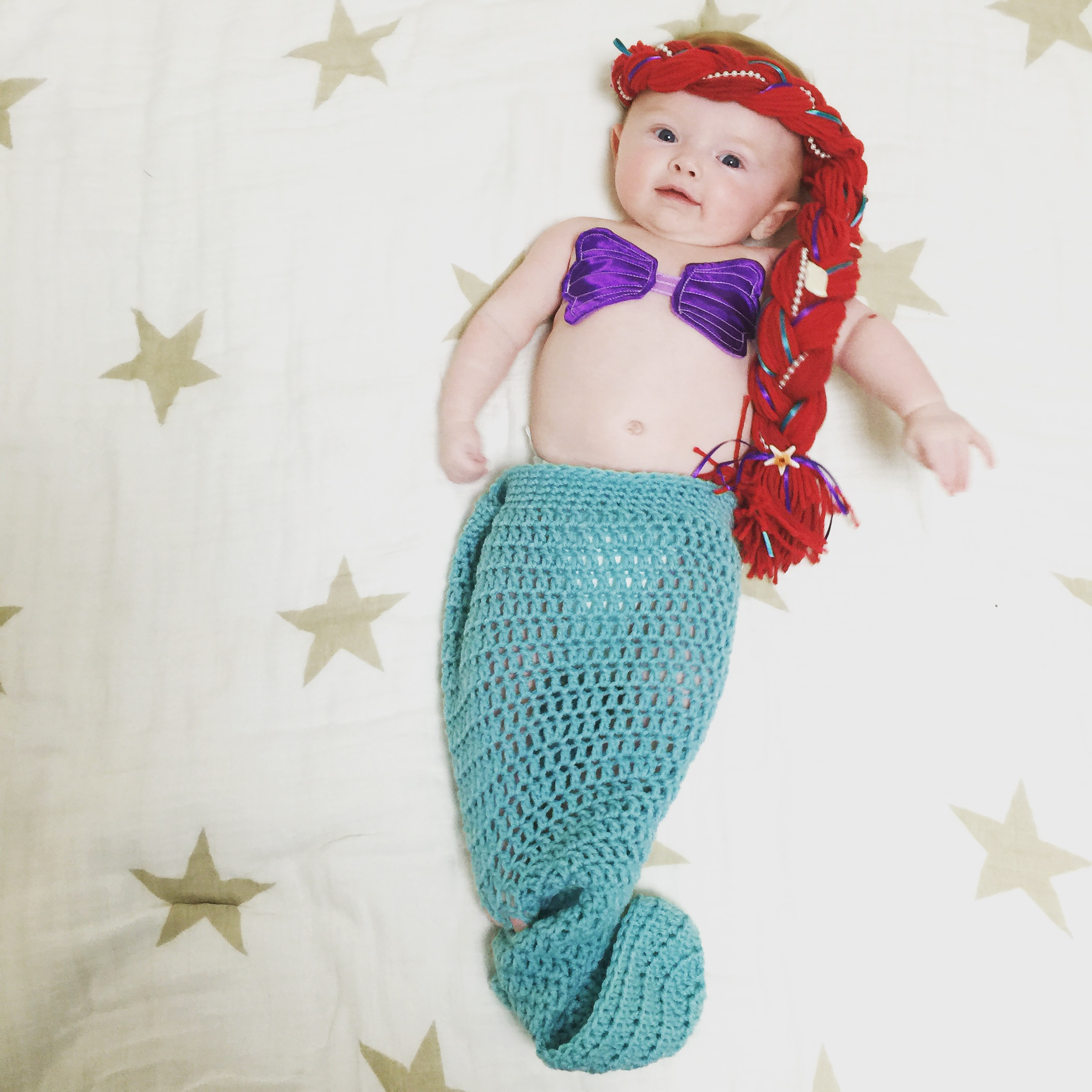 Our little Ariel