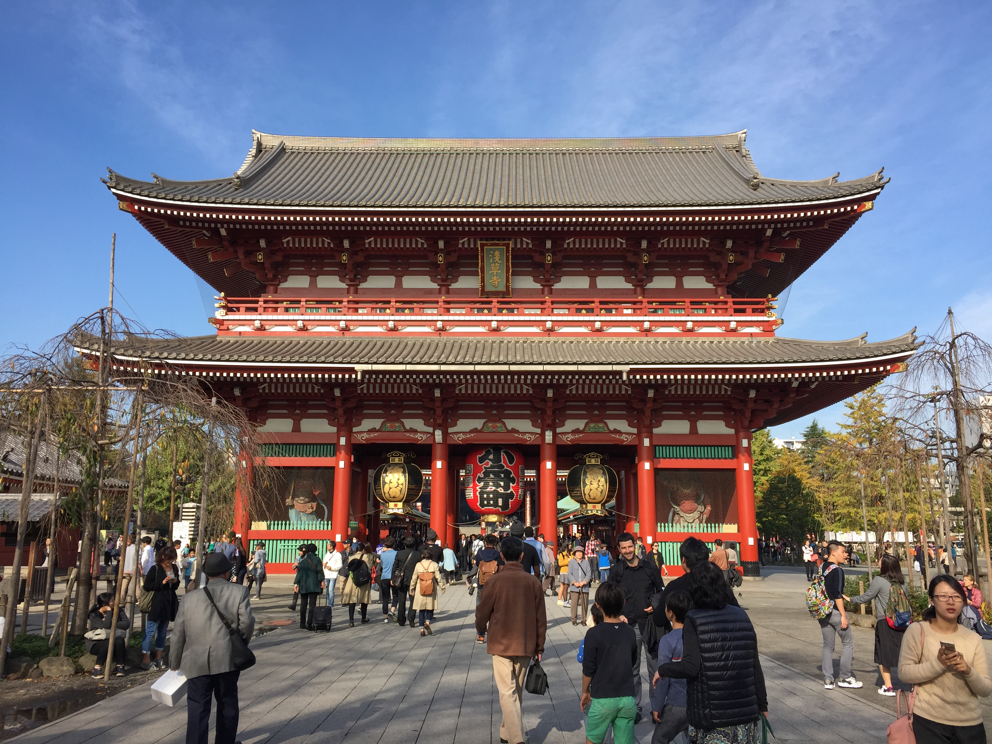 Entrance to Senso-ji